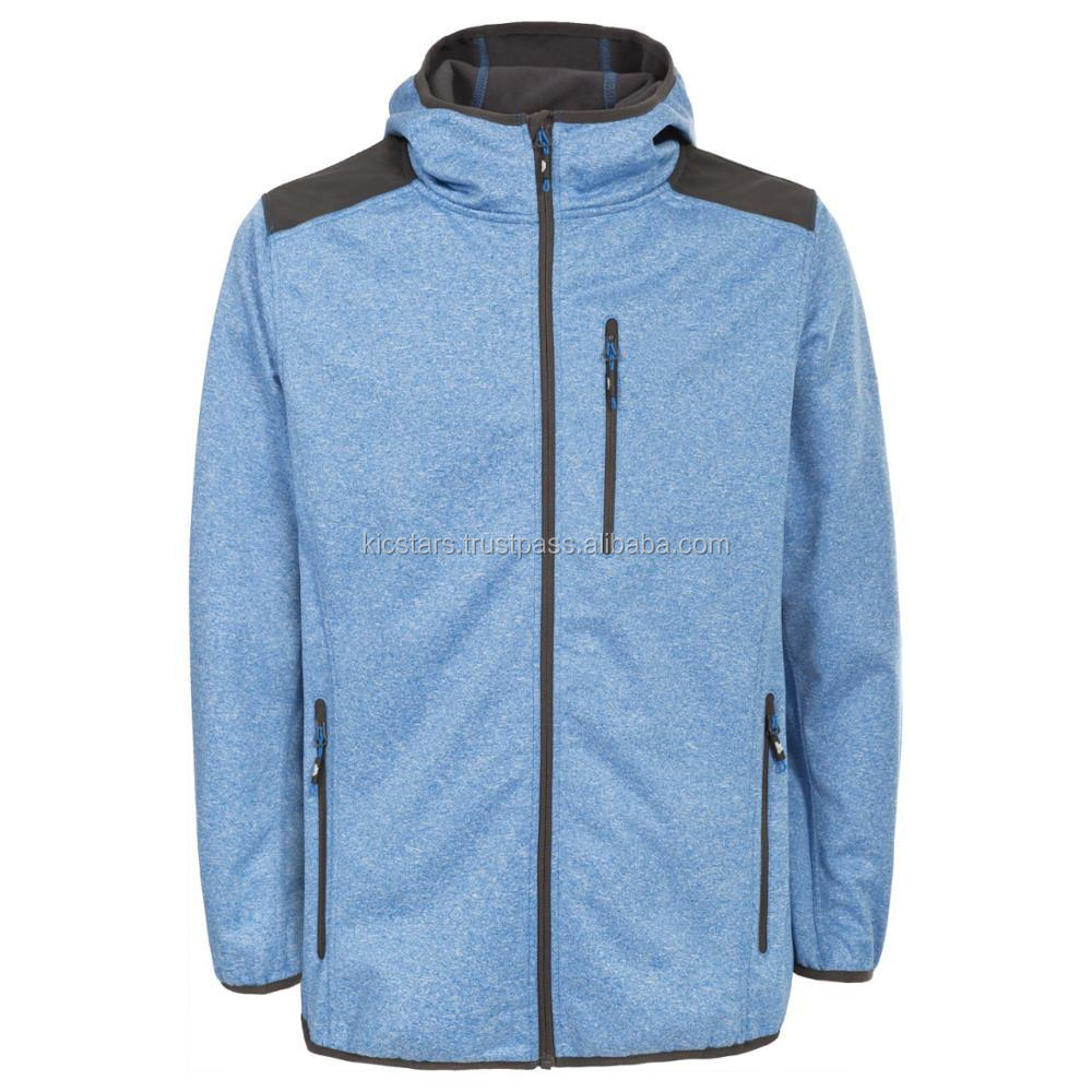 Top Quality Winter Soft Shell Jacket for Men