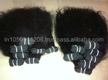 WOW NATURAL COLOR !!!!!!!! BROWN AND BLACK RAW HAIR SUPPLY TO CHENNAI SSE