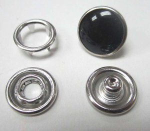 Prong Snap Buttons - Baby Snap Fasteners - Ring Prong Snap Button