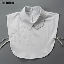 2017 new style fake collar shirt,