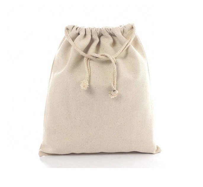 Jewelry Gift Party Goodie Candy Accessories Drawstring Pouch Muslin Bags