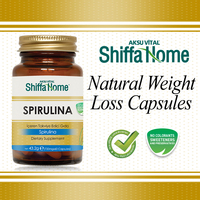 Weight Loss Supplement Herbal Slimming Pills Capsules Arthrospira platensis (Spirulina platensis)