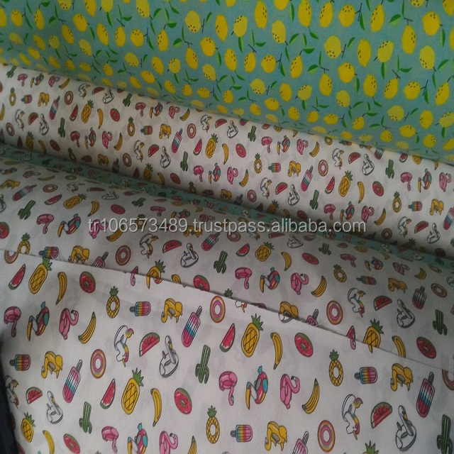 High Quality Flannel Fabric 100% Cotton Best Price From Turkey