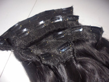high qulity indian temple hair extension