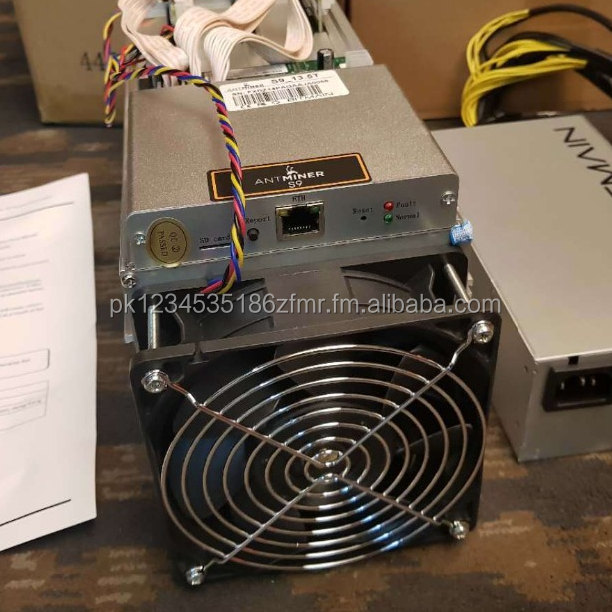 ASIC Antminer S9 13.5T BTC Mining Miner with 1600W/1800W PSU in stock