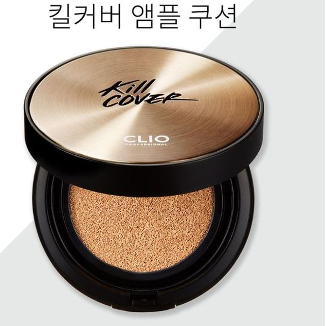 [CLIO] KillCover Ample Cushion Foundation/ Korean cosmetics