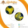 RFS-92 Customized New Thermo Bond Ball Color yellow + blue panels size 5