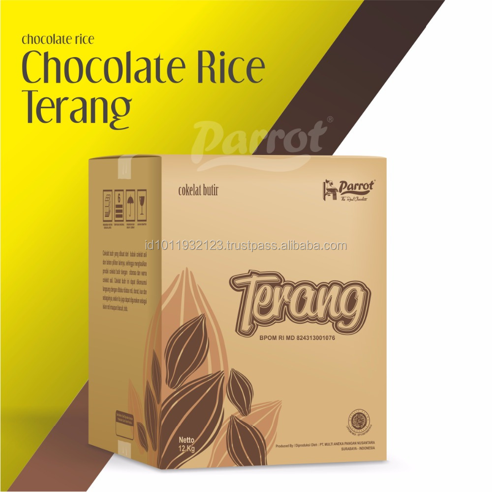Top Selling Chocolate Rice - Chocolate Rice Terang from indonesia