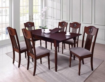 1+6 extension table dining set