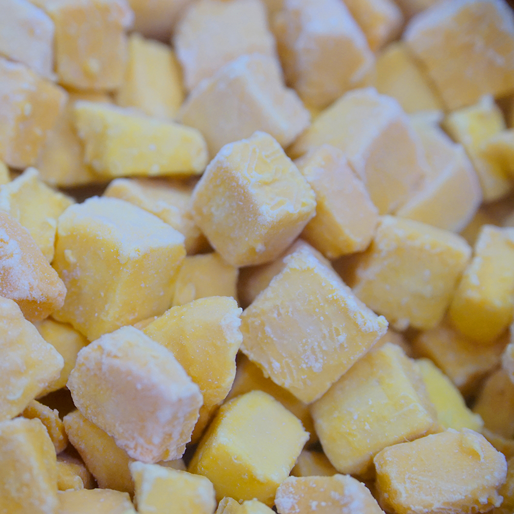 Premium Quality Frozen IQF Mango Dice Chunk from Vietnam