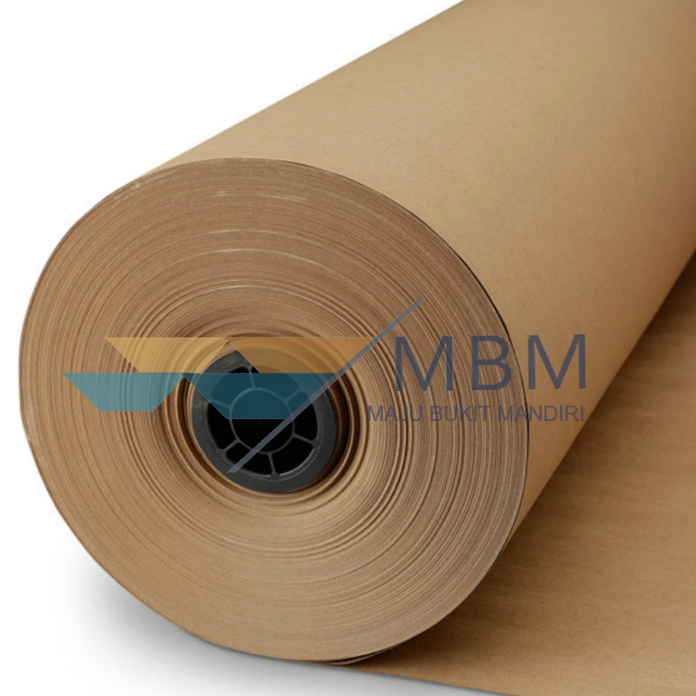 Best Quality Brown Kraft Paper Jumbo Roll For Packing