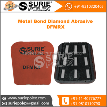 DFMRX Frankfurt Metal Bond Diamond Abrasive