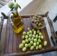 Olive Oil , % 100 organic and virgin