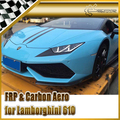 For Lamborghini LP610 DM Style Front Splitter 2Pcs