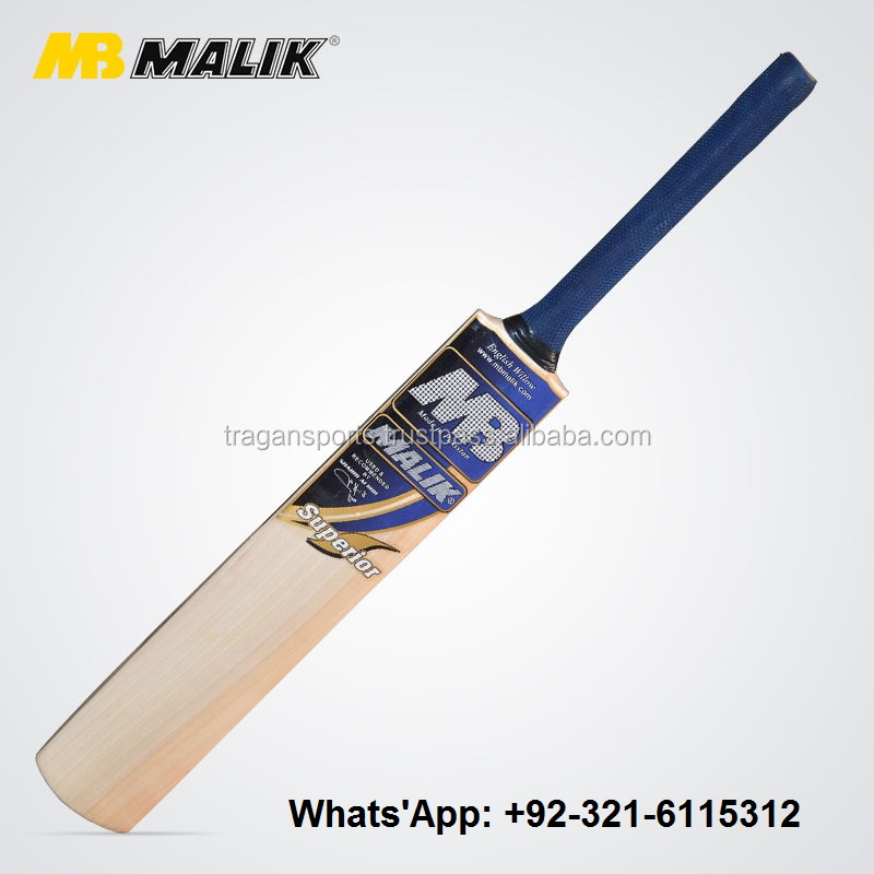 MB Malik Superior cricket bat