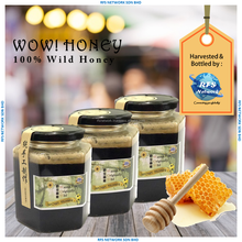 Wild Honey Bee Natural Honey Pure Honey