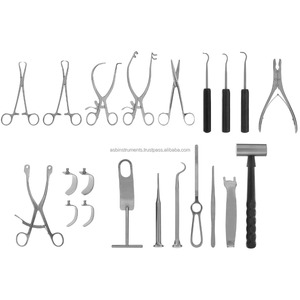 Assorted Orthopedic Surgical Instruments custom made set, Orthopedic Surgical Instruments
