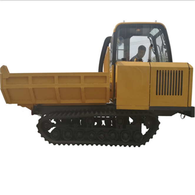 6 Ton mini dumper / crawler dump <strong>truck</strong> from China for sale
