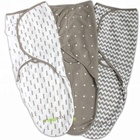 Swaddle adjustable wrap 100%cotton baby swaddle