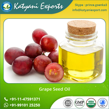 Organic Grape Seed Oil Cold Pressed Grapeseed Oil For Skin Care