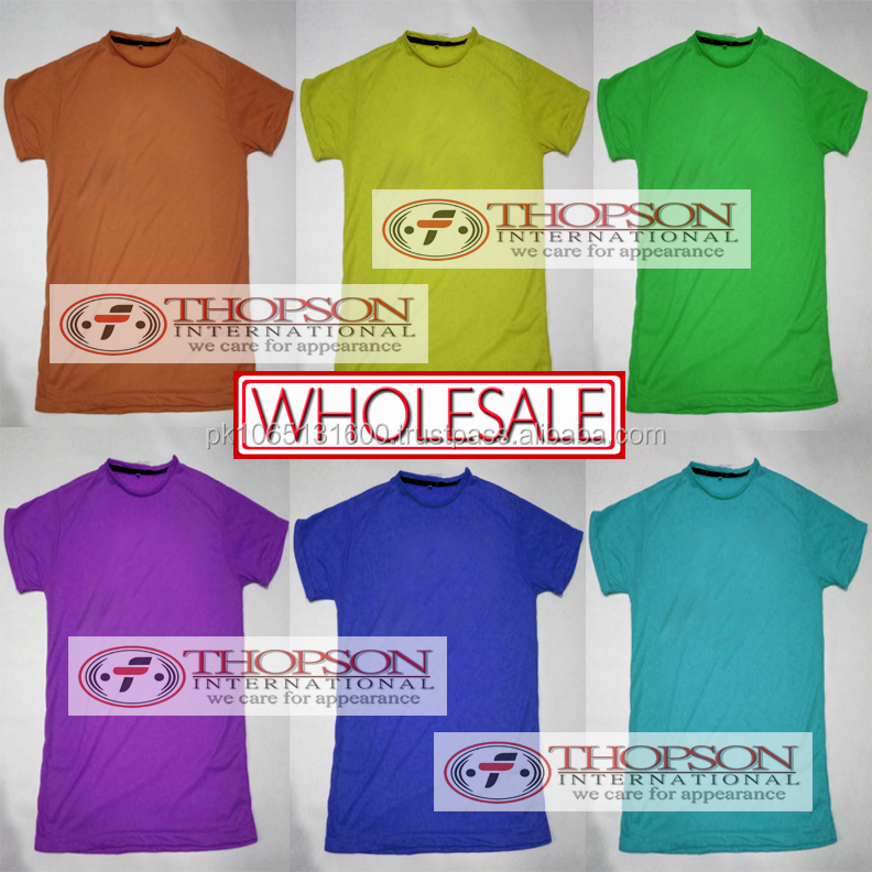Cotton T-Shirts - O Neck style