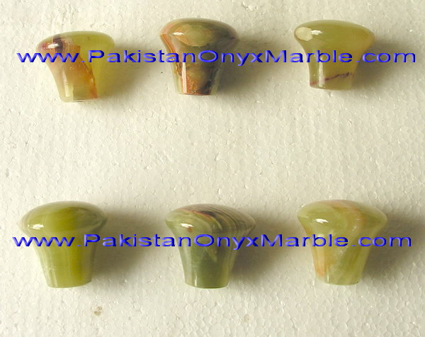 PAKISTANI NATURAL ONYX KNOBS AND PULLS COLLECTION