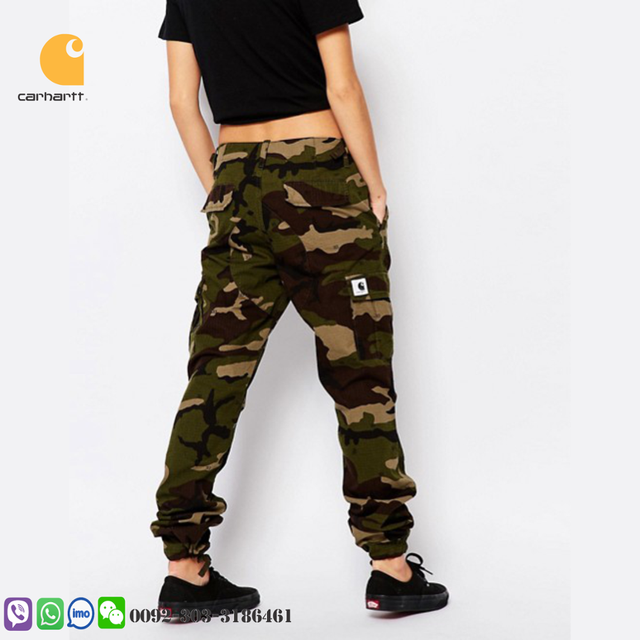 Wholesale Cheap US Army Style Mens Camouflage Carhartt Cargo Pants