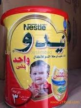 Arabic and English Text nestle Nido Milk wholesale