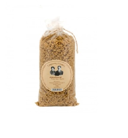 Frumenty - Sweet Trahana - Traditional Greek Grain Pasta ( Cracked Wheat ) in Paper Bag Packaging 500g