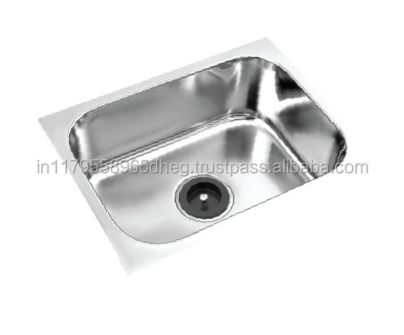 India Stainless Steel Kitchen Sink, India Stainless Steel Kitchen ...