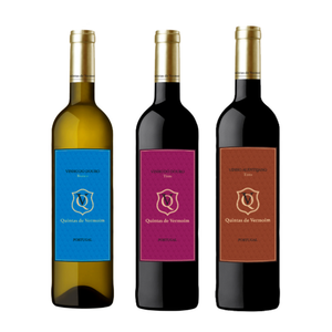 RED / WHITE / ROSE WINE - Customize with your private Label