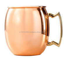 Copper Moscow Mule Mug, copper Beer Mug Handmade by H A International