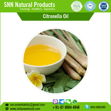 High Quality Ceylon/Java Citronella Oil Manufacturer