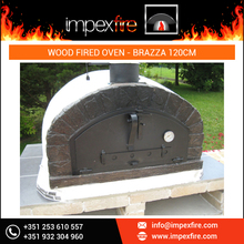 New Style Outdoor Wood Fired Pizza Oven Price For Barbecue Food