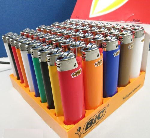 Premium Quality Bic Lighters J5/J6/J3/J25/J26/J23 Classic at Affordable Prices