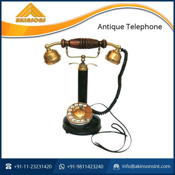 2017 New Retro Design Antique Collectible Land line Telephone