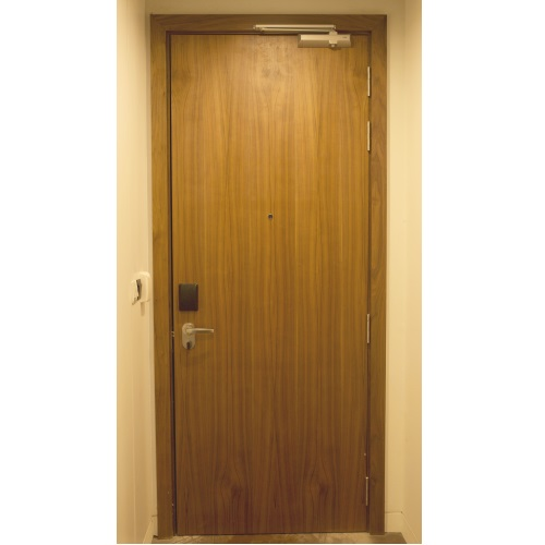 ID HPL Fire Rated Door 1 Hour Timber Frame
