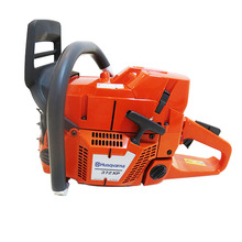 Two Stroke Gasoline Chain <strong>Saw</strong> Powerful Wood Cutting Machine Single Cylinder Chainsaw
