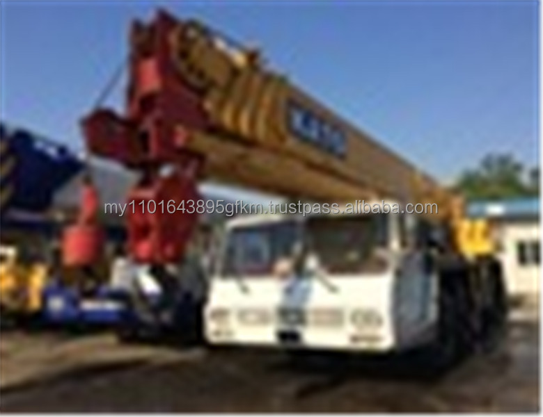 Used Kato Mobile Crane 50 Ton For Sale,Kato NK500E-V,Originally From Japan