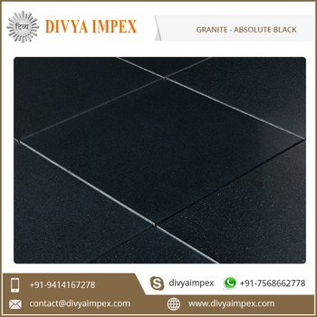 Absolute Black Granite Tiles30X30 ,30x60 ,40X40,40X60,60X60Cm