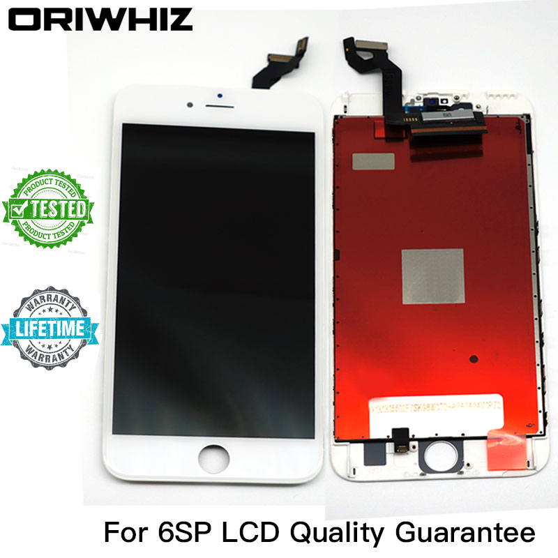 New Tianma Grade AAA+++ For iPhone model 6s Plus LCD Touch Screen Replacement Digitizer Display Assembly