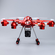 W608-8 quad copter drone with camera aerial 5MP HD Camera, Easy Fly Mode, Large Size Hexacopter photography drone