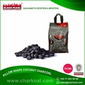 Renewable Sources Made Pillow Shape BBQ Charcoal at Reasonable Price