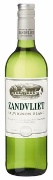 Zandvliet Sauvignon Blanc Dry White wine South Africa