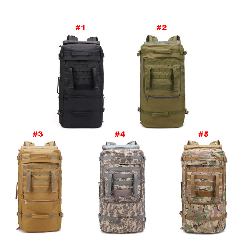 Factory wholesale camo army outdoor camping military tactical back pack