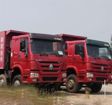 Made in China Sinotruk 6x4 HOWO Used Dump Trucks/Dumpers/ Tippers