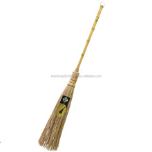 Best Seller High Quality Coconut Stick Round Garden Broom
