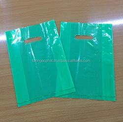 Viet Nam recycle folding carrier plastic shopping bag