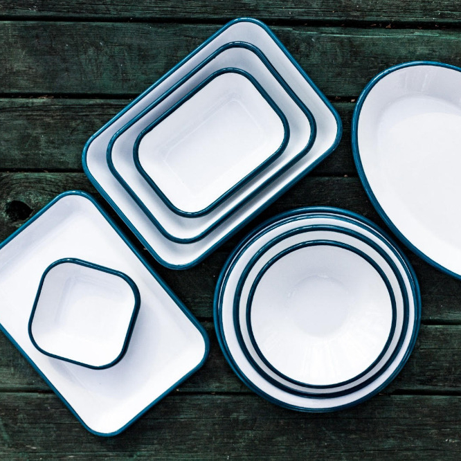 Healty Enamelware sets