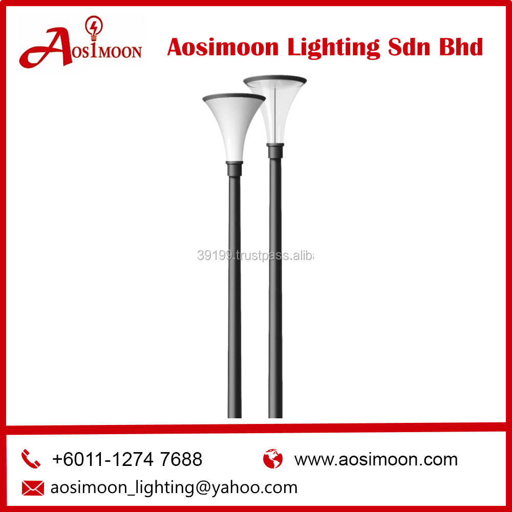 High Quality Outdoor Pole Top Light Malaysia